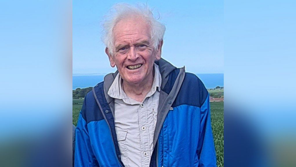 Missing: Paul Johnson was last seen four weeks ago.