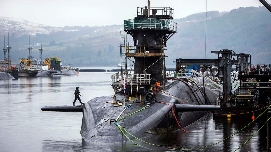 Trident: SNP members vote for removal within three years of independence.