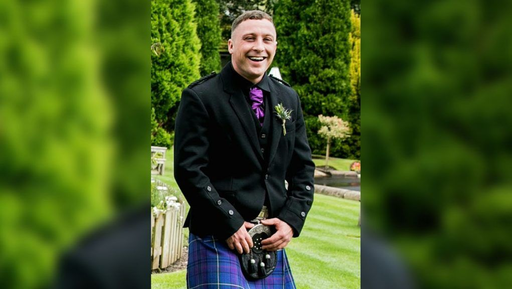 David Paton died in fatal road crash on the M8.