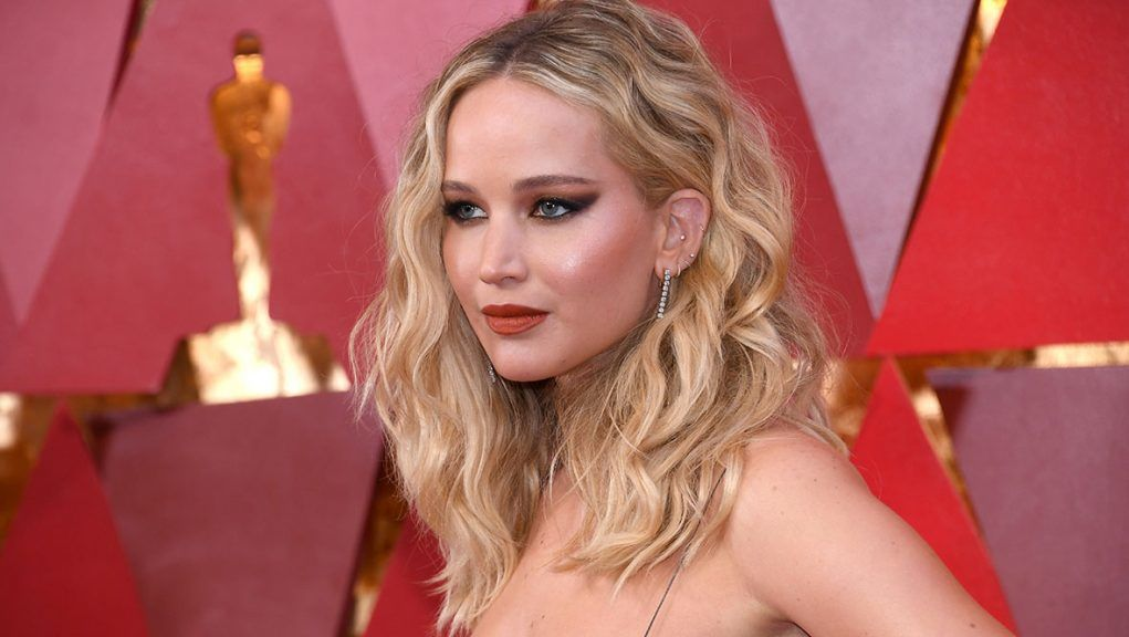Hollywood actress Jennifer Lawrence is pregnant.