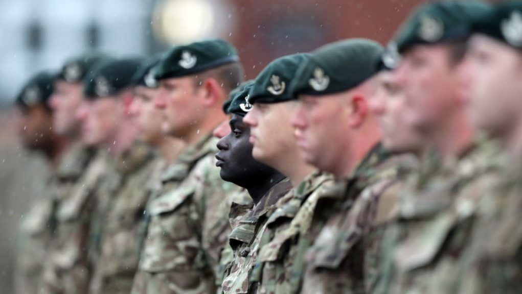 Ambulance service: The Scottish Government has officially requested support from the military.