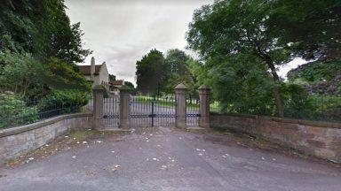 Dunfermline's Pittencrieff Park.