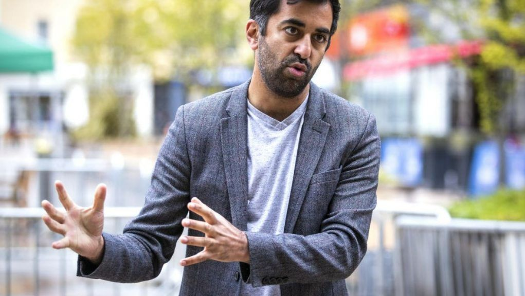 Humza Yousaf said health boards were having to make difficult decisions around the types of treatment they could offer.