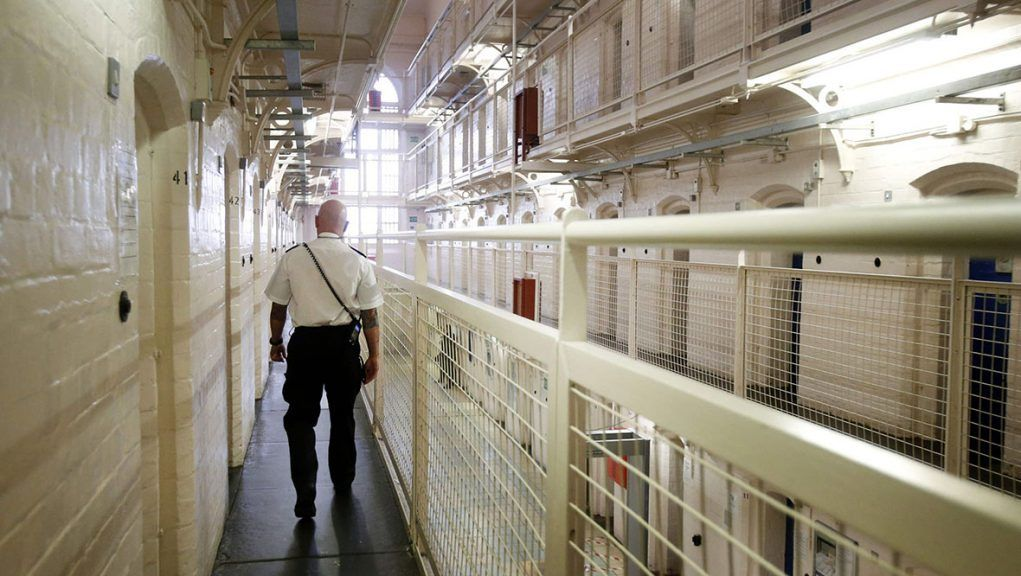 Prisoners have hacked supposedly 'unhackable' mobile phones issued to them by the Scottish Government.