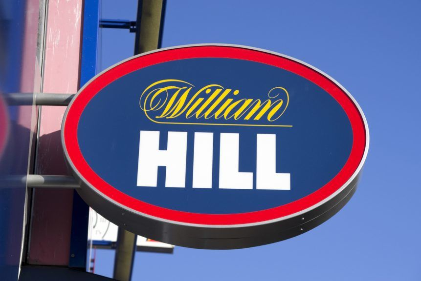 William Hill: Will take over William Hill's international arm.