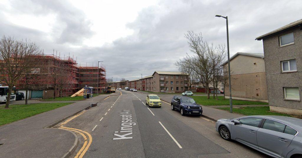 Kingseat Avenue, Grangemouth