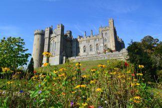 Treasures have been stolen from Arundel Castle.