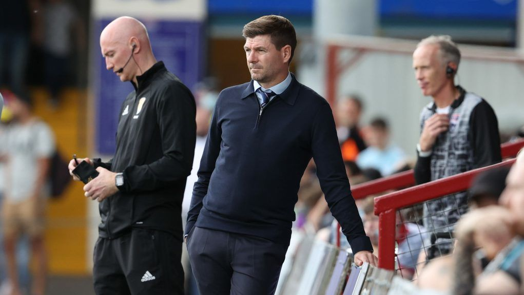 Gerrard said the experience showed him the strength of his squad.