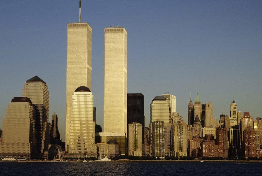 World Trade Centre: Destroyed in terror attack.
