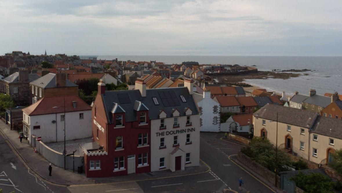 Dolphin Inn, Dunbar.